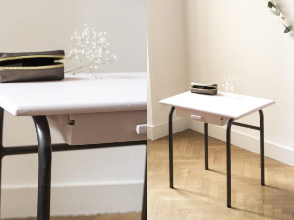 Petit bureau bois avec tiroir chambre garçon ou fille TRENDY LITTLE