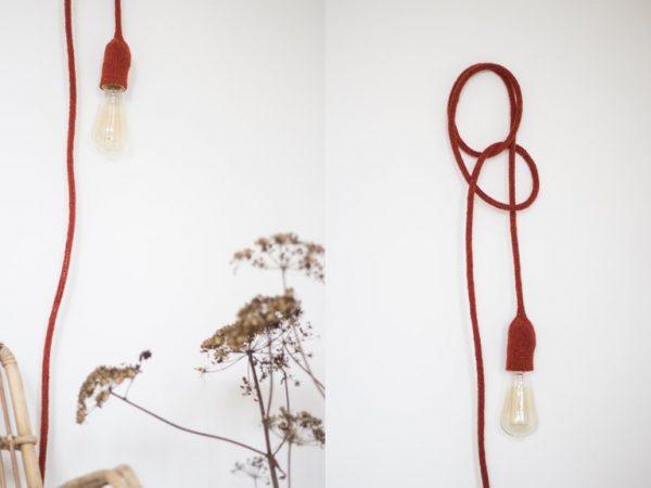 lampe baladeuse trendy little suspendue au mur