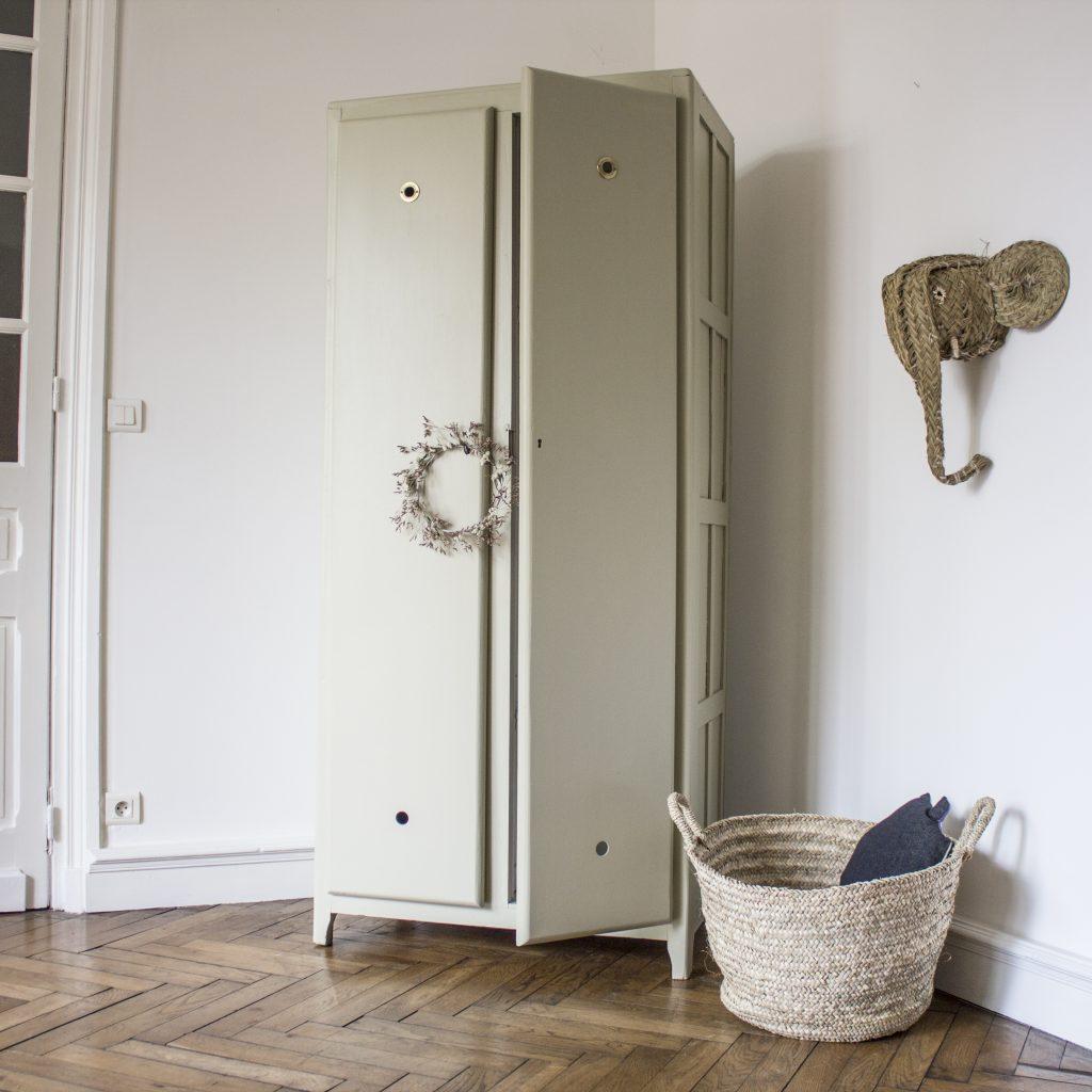 Armoire chambre bébé Trendy little