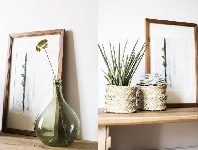 cache-pot en esparto pour plantes, par Trendy Little