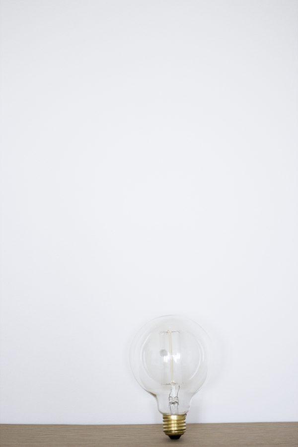 Ampoule ronde vendue par Trendy Little