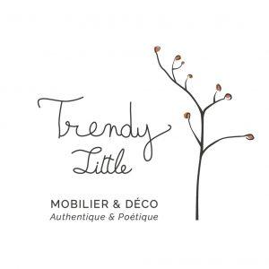 Logo Trendy Little