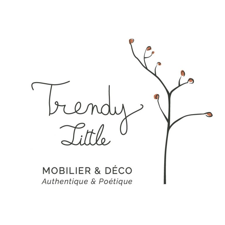 Logo Trendy Little