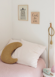 Lampe baladeuse TRENDY LITTLE chambre fille