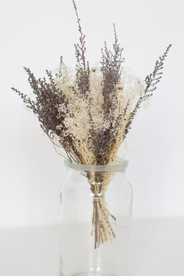 Bouquet de fleurs séchées création Trendy Little