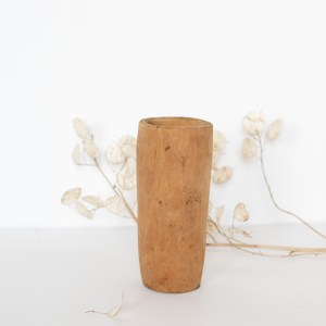 Vase en bois vintage Trendy Little