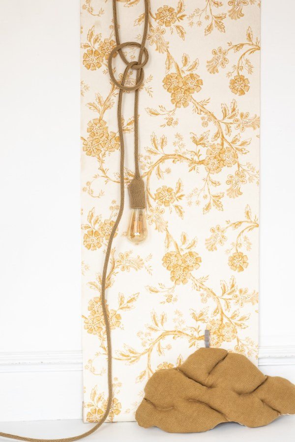 Lampe baladeuse brun Trendy Little
